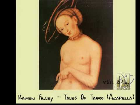 Karen Finley, Tales of Taboo, 1986.