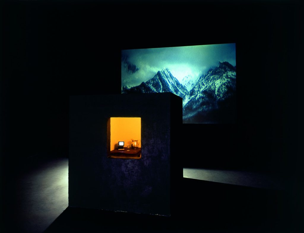 1987 Bill Viola_Room for St. John of the Cross
