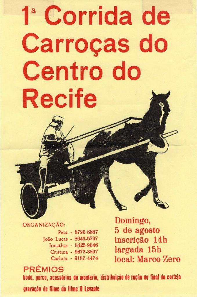 04_1ª Corrida de Carroças do Centro do Recife, O Levante, 2012-2014