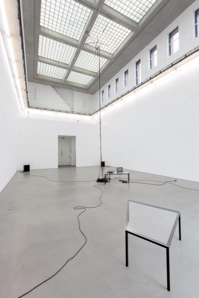 Deathstar, installation view, Portikus